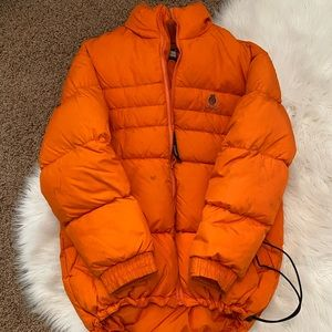 Tommy Hilfiger puffer cost. Vintage